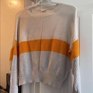 garage sweater
